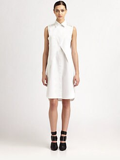 Alexander Wang - Layered Spine Shirtdress