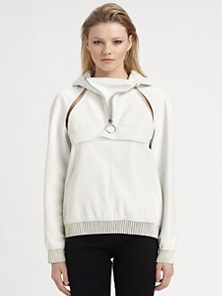 Alexander Wang - Embossed Windbreaker