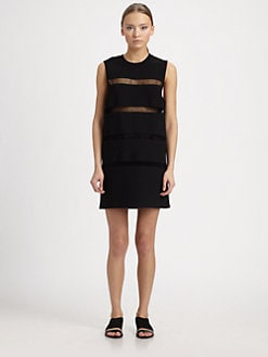 Alexander Wang - Suspension-Detail Tank Dress