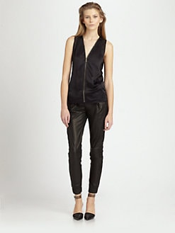J Brand Ready-To-Wear - Blair Leather Pants