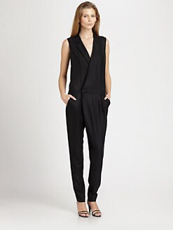 J Brand Ready-To-Wear - Angelina Long Jumpsuit