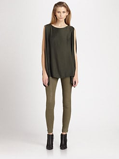 J Brand Ready-To-Wear - Sigourney Kimono Top