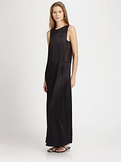 J Brand Ready-To-Wear - Gloria Satin Dress