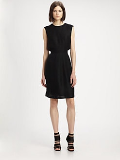 Theyskens' Theory - Delcra Textured Dress