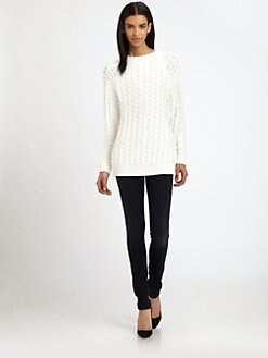 Theyskens' Theory - Kice Yark Sweater