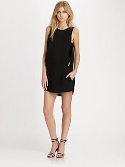 Theyskens' Theory - Dorchid Fatsumi Cutout Dress
