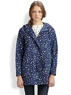 A.P.C. - Leopard-Print Parka