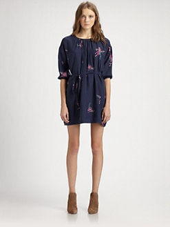 girl. by Band of Outsiders - Silk Tunic Dress