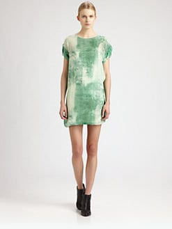 Acne - Juditha Maltinto Silk Dress
