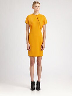 Acne - Sweety Pleated Dress