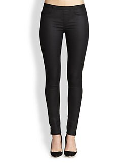 Helmut Lang - Slate-Wash Leggings