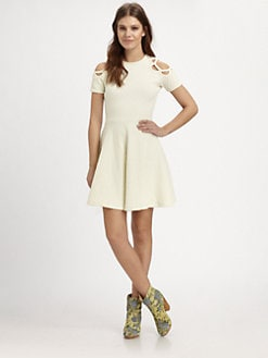 Opening Ceremony - Tracy Cutout Dress