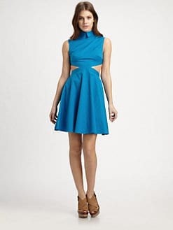 Opening Ceremony - Austin Cutout Dress