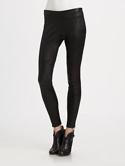 Rag & Bone - Ferrell Leather Leggings