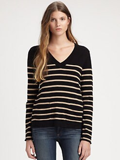 Rag & Bone - Fenland Swing Cotton & Cashmere Sweater