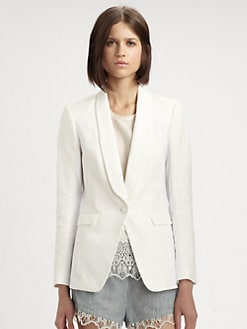 Rag & Bone - Jefferson Cotton Blazer