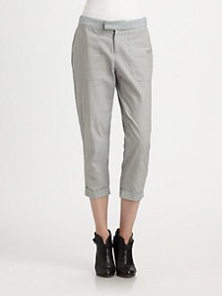Rag & Bone - Cotton Beach Pants
