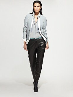 Rag & Bone - Jefferson Cotton/Linen Blazer