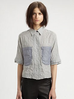 Rag & Bone - Smoking Shirt