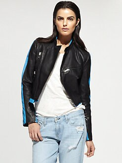Rag & Bone - Knieval Leather Jacket