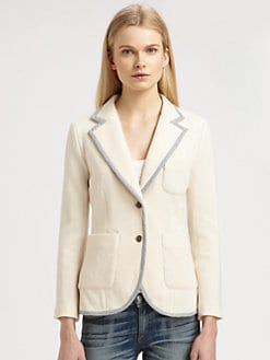 Rag & Bone - Bromley Wool Blazer