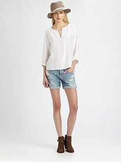 Rag & Bone - Pantah Silk Blouse