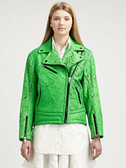 Rag & Bone - Monaco Leather Moto Jacket