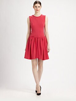 Carven - Fit-and-Flare Dress