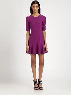 Elizabeth and James - Amelia Drop-Waist Dress