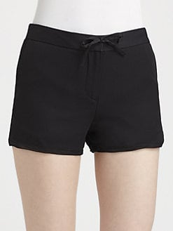Elizabeth and James - Hank Crepe Shorts