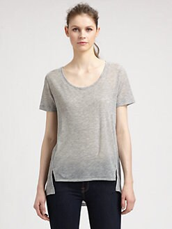 Elizabeth and James - Kal Shirttail Tee