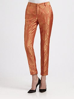 Elizabeth and James - Anselm Brocade Slim Pants