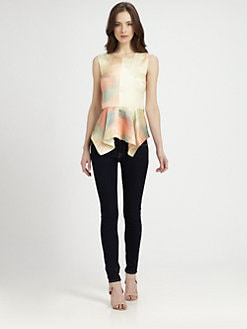 Elizabeth and James - Yumi Silk Top