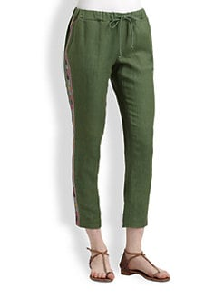 Elizabeth and James - Gessler Embroidered Pants