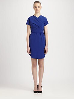 Carven - Crepe Dress