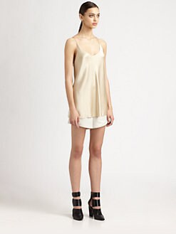 T by Alexander Wang - Silk Satin Cami