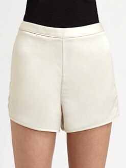 T by Alexander Wang - Tailored Shorts