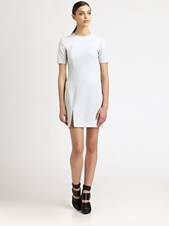 T by Alexander Wang - Scuba Tech Dress