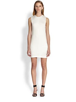 T by Alexander Wang - Cowlback Dress