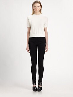 T by Alexander Wang - Illusion-Back T-Shirt
