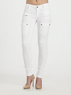 Athe Vanessa Bruno - Skinny Pocket Pants