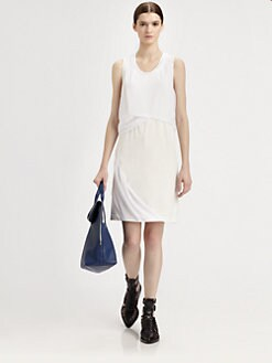 3.1 Phillip Lim - Twisted Chiffon Dress
