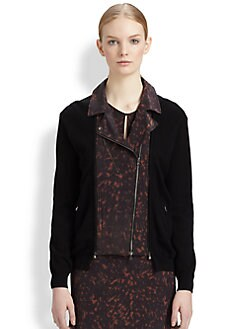 3.1 Phillip Lim - Spotted Moto Jacket
