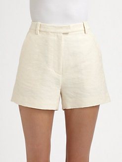 3.1 Phillip Lim - Leopard Jacquard Shorts