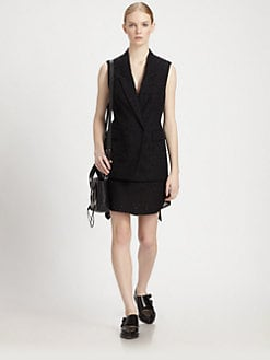 3.1 Phillip Lim - Bonded Matelass&#233; Vest