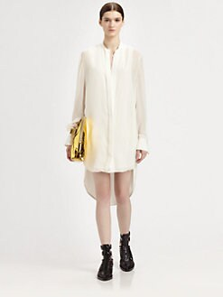3.1 Phillip Lim - Convertible Layered Silk Dress