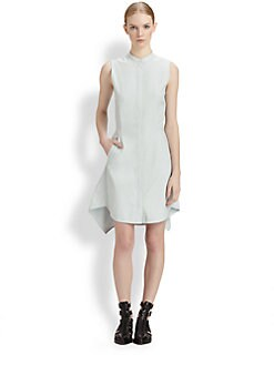 3.1 Phillip Lim - Sleeveless Cotton Shirtdress