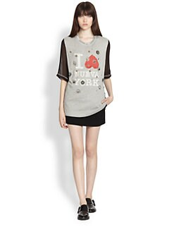 3.1 Phillip Lim - I Love Nueva York Tee