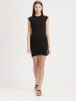 Kimberly Ovitz - Bosha Ponte Knit Dress