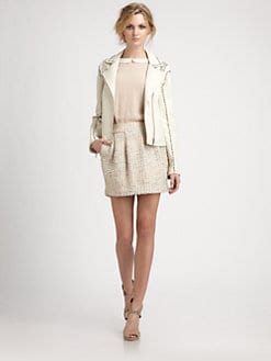 By Malene Birger - Studded Leather Jacket